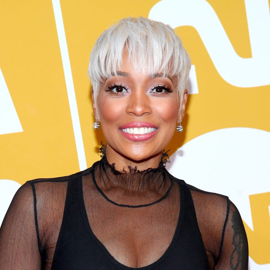 Monica Just Debuted A New Hairstyle and We're Totally Obsessed!