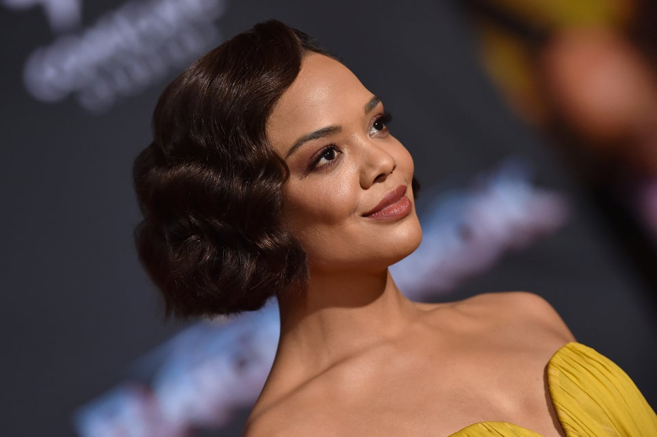 Tessa Thompson Reminds White Actors How They Can Use Their Privilege To Help Others