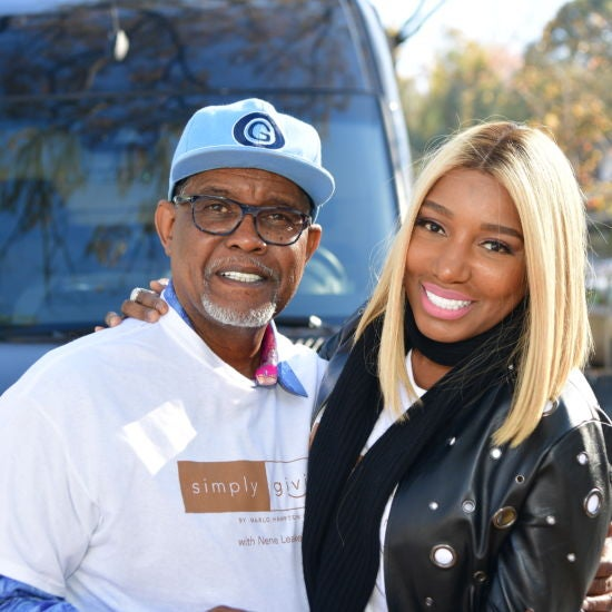 Gregg Leakes 'Rings The Bell' to Celebrate Finishing Chemotherapy