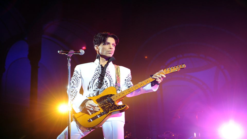 Prince's Estate Prohibits President Trump From Using Music At Rallies