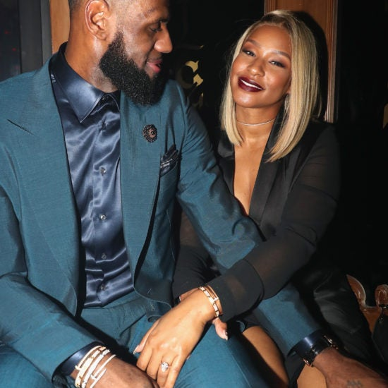 LeBron James Says He Wouldn't Be Where He Is Today Without His Wife