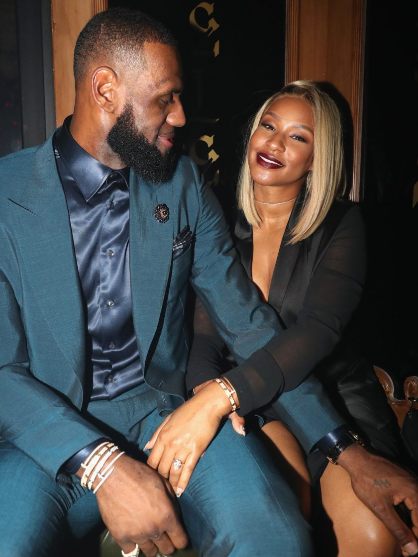 LeBron James Wishes His Wife Savannah Happy Birthday With The Sweetest Post: 'Love You From Here To The Moon'