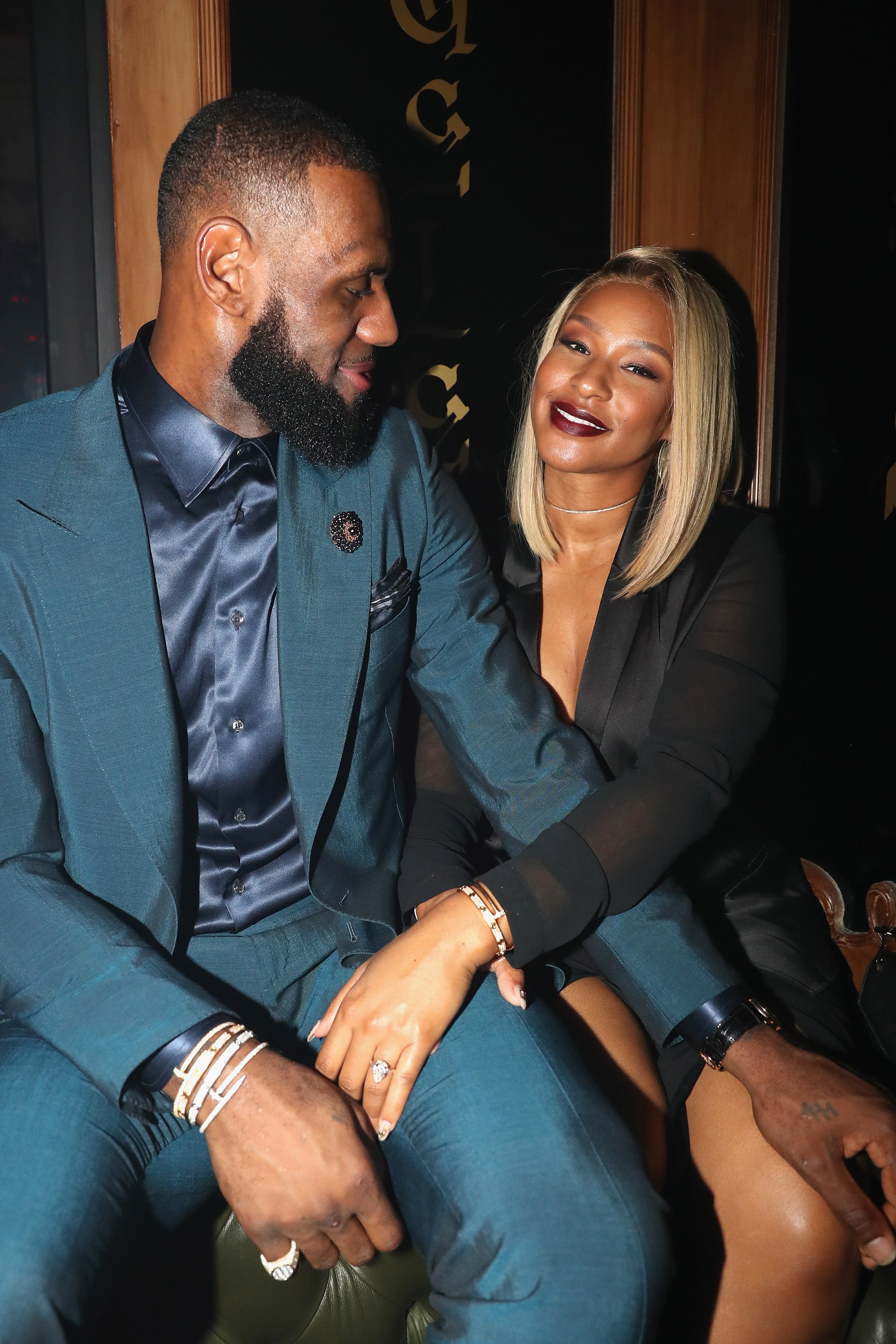 Wife lebron of james pictures