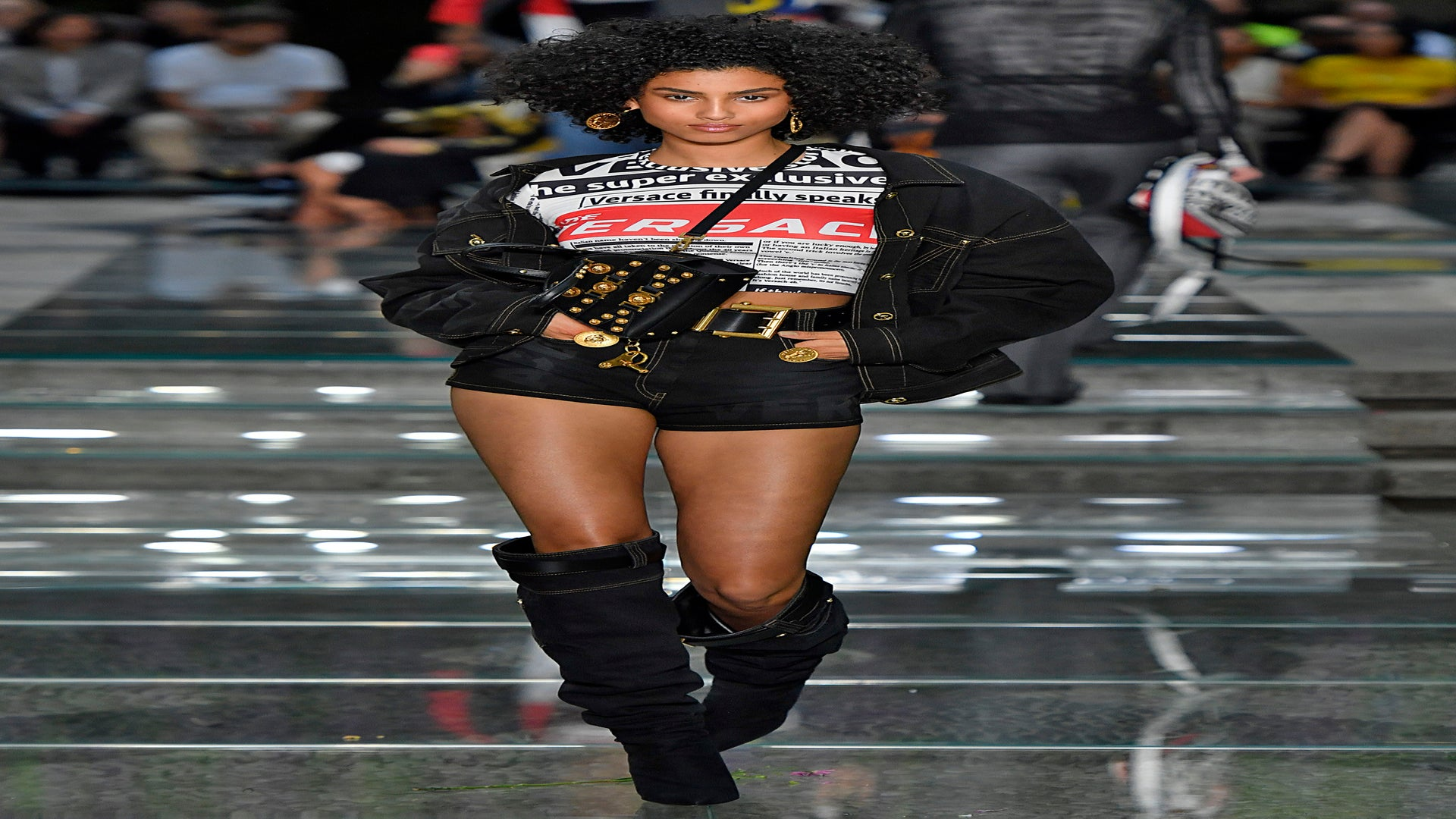 Style Starters: An Ode To The Black Girl 'Model Walk'