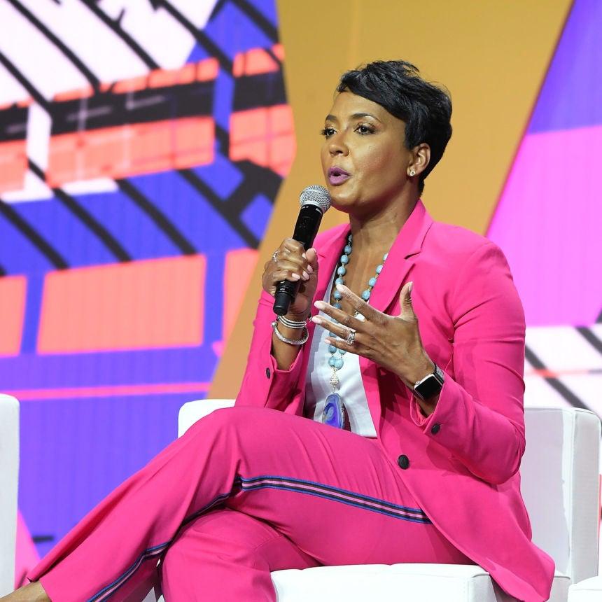 Atlanta Mayor Keisha Lance Bottoms Speaks On The Sisterhood Among Black Women In Politics