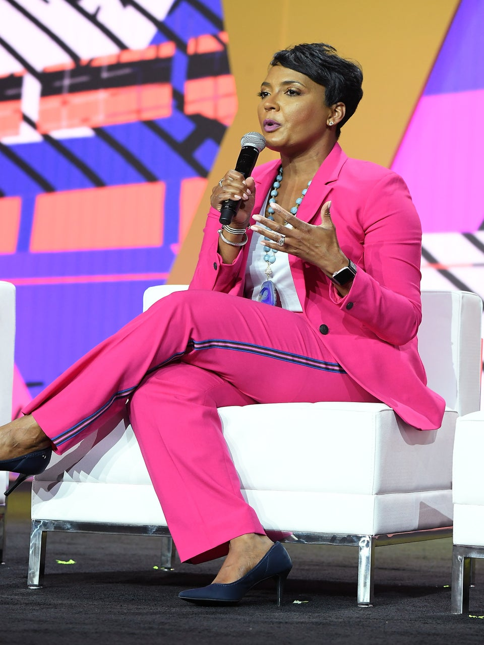 'Atlanta's Got a Mayor Named Keisha' Lance Bottoms: What Exactly Does That Mean For Black People?