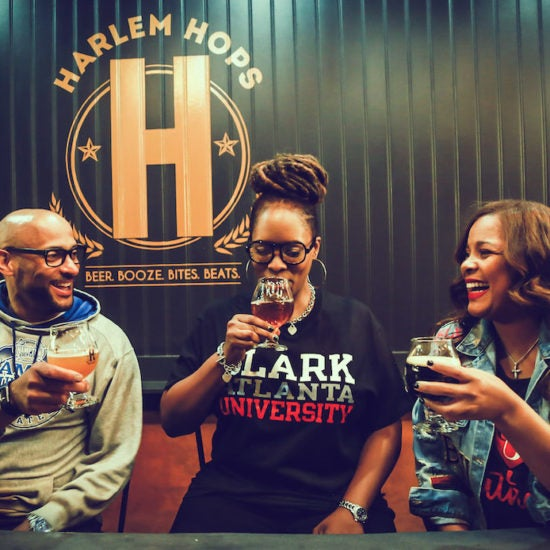 How Two Black Women Are Changing The Craft Beer Game in Harlem (For The Culture)