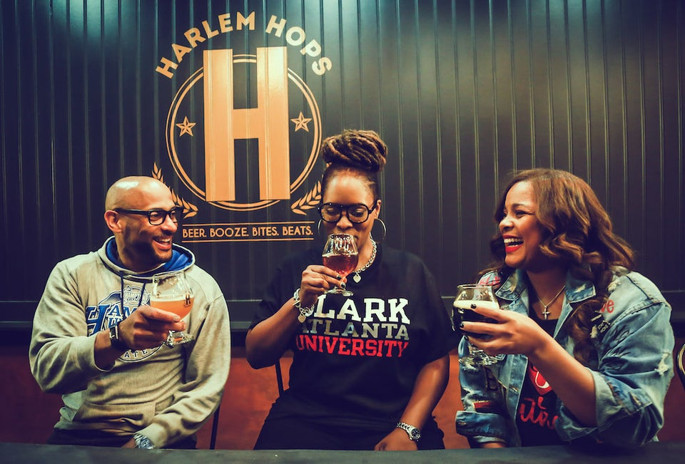 How Two Black Women Are Changing The Craft Beer Game in Harlem
