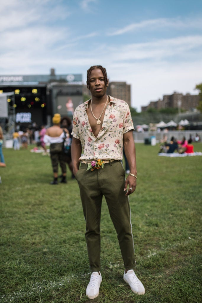 Whose Mans Is This Afropunk Brings Out The Best Dressed