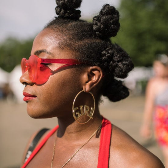 See The Beautiful Black Women and Men Of 2018 AFROPUNK