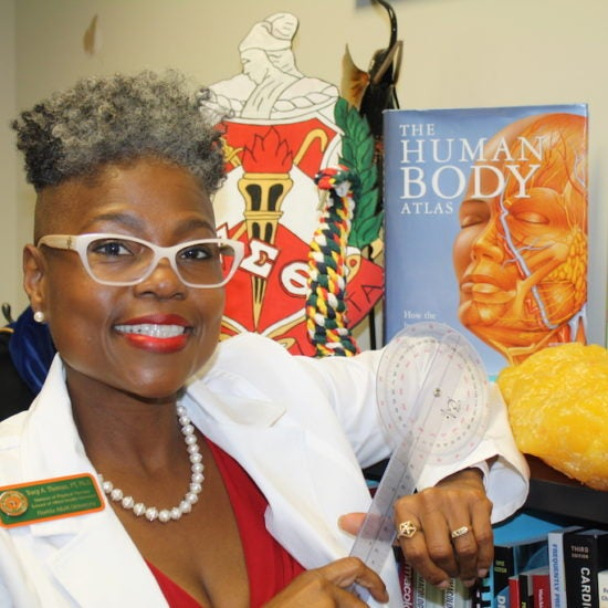 How Failure Led This Florida A&M University Professor to Make History, Twice