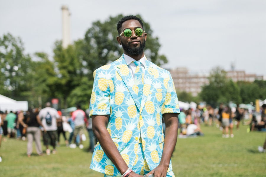 Whose Mans Is This?! AFROPUNK Brings Out The Best-Dressed Boys Of Summer