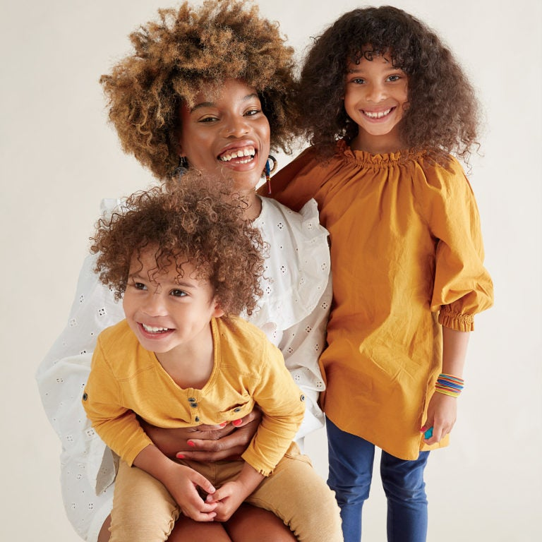 Just Like Mama: How These Black Moms Talk To Their Children About Natural Hair