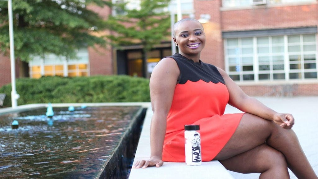 How 'Mess In A Bottle' Creator Kalilah Wright Defied All Odds To Start Her Business