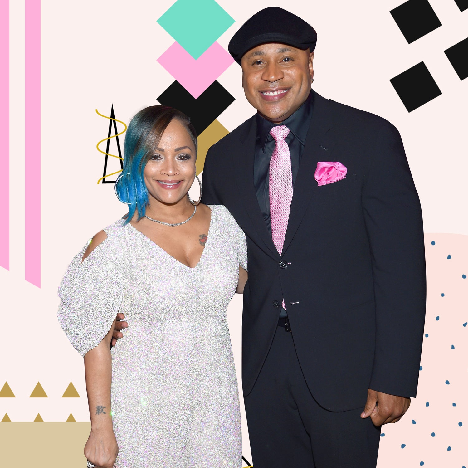 LL Cool J's Wife Simone Smith Reflects On 23 Years Of Marriage With Him: 'I'll Be Your Candy Girl Forever'