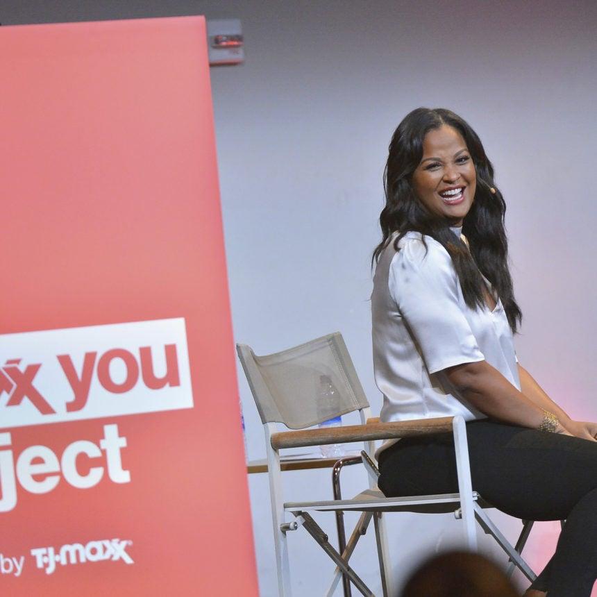 Fashion Knockout! Laila Ali Hits The Mark With Latest TJ Maxx Collaboration