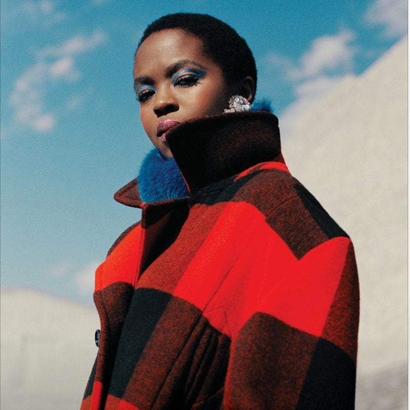 Lauryn Hill Absolutely Slays In Her First Fashion Campaign