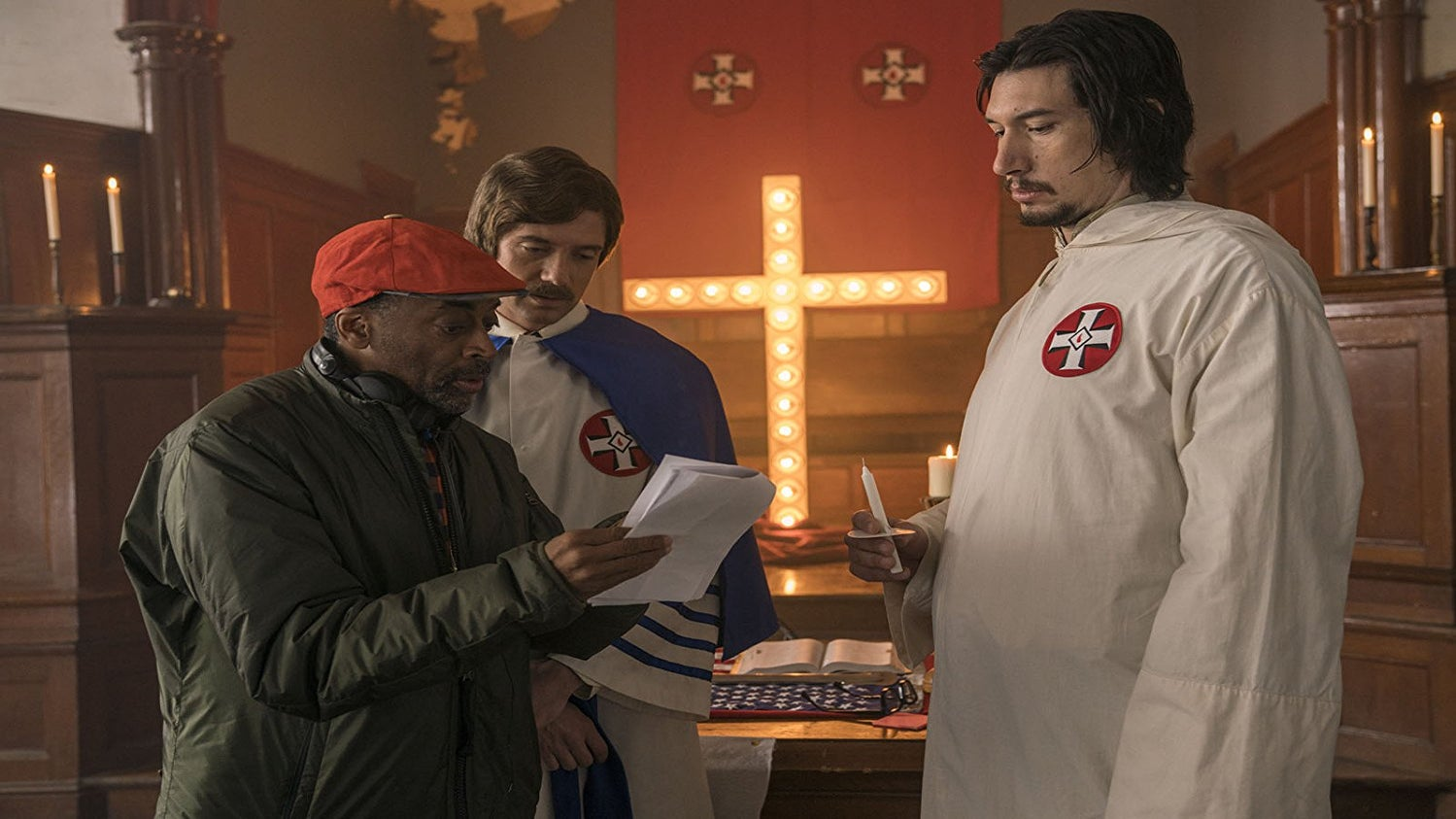 KKK Grand Wizard David Duke Is 'Concerned' About How He'll Be Portrayed In Spike Lee's 'BlacKkKlansman'