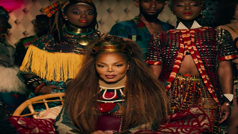 Janet Jackson Takes Over Harlem To Celebrate Black Culture And Style With New Single