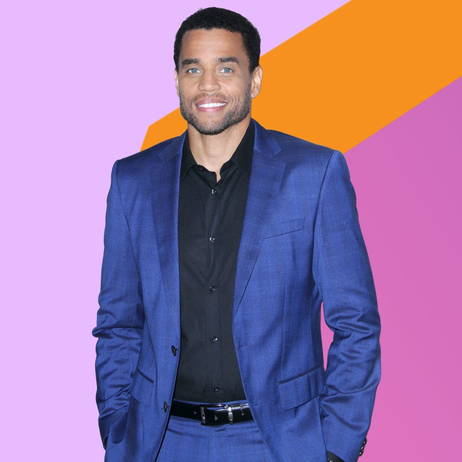 Michael Ealy Shares Never Before Seen Photo Of Daughter