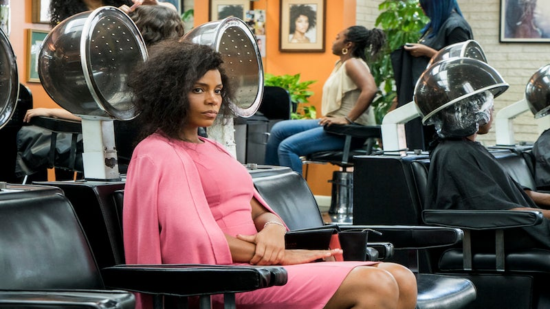 Exclusive: The Trailer For Sanaa Lathan's 'Nappily Ever After' Is Here And We're Obsessed