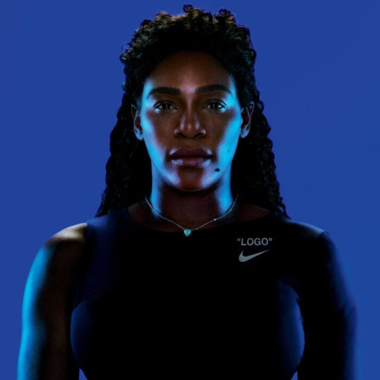 Fashion Exclusive! Serena Williams Teams Up With Virgil Abloh To Create The Perfect U.S. Open Outfit