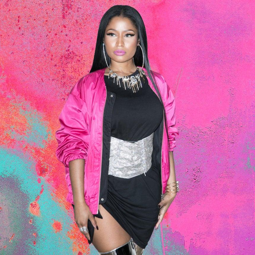 Watch Nicki Minaj Shoot Her Shot At Michael B. Jordan At The People's Choice Awards
