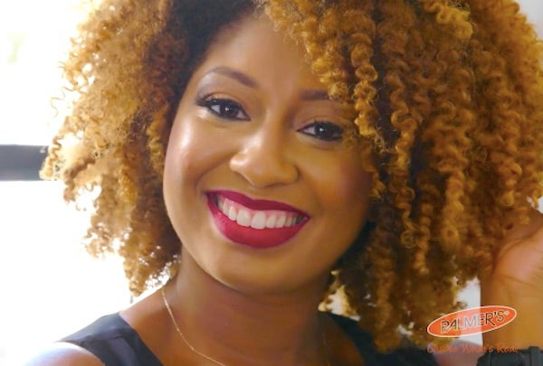 Curls and Couture Blogger, Courtney Danielle Shares With Us Her Wash Day