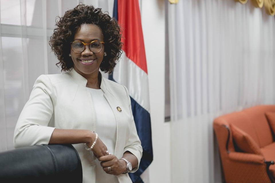 Meet Epsy Alejandra Campbell Barr: Costa Rica's First Black Vice-President