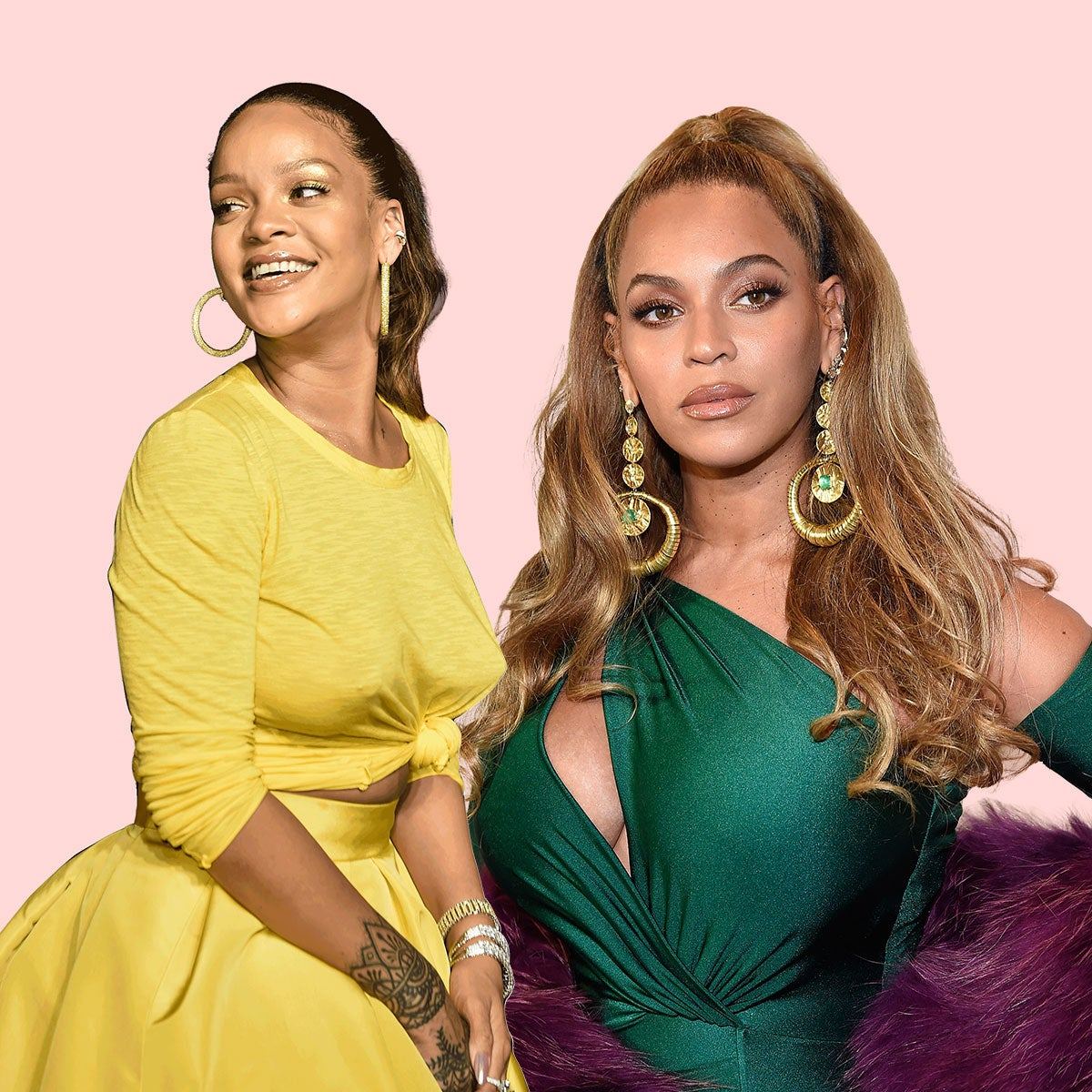 beyonce and rihanna make forbes list of highest earning women in