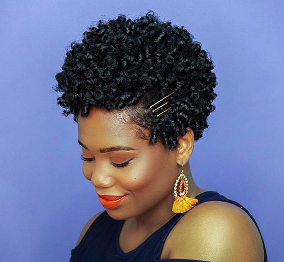 Spice It Up! 16 Hairstyles That Look Amazing On 4C Hair - Essence
