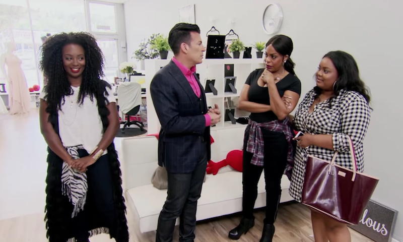 Niecy Nash Almost Loses It While Planning Sweet 16 For Daughter Dia
