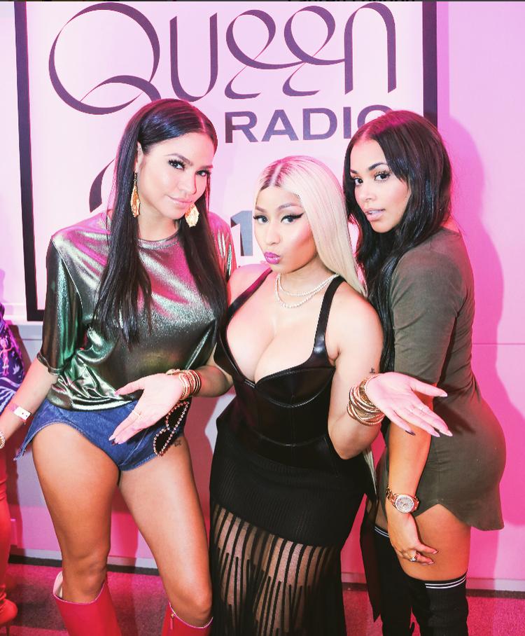 Nicki Minaj, Taraji P Henson, Spike Lee and More Celebs Out and About