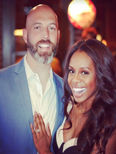 They Did It! 'Real Housewives Of Potomac' Star Candiace Dillard Weds Chris Bassett