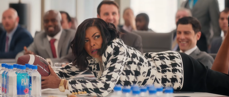 The Trailer For Taraji P. Henson's 'What Men Want' Is Exactly What You Need Today