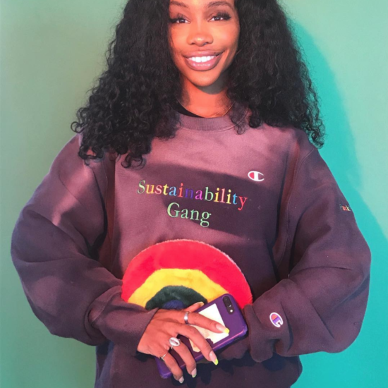 SZA Takes Control Of The Fashion Scene With Her Own Clothing Line