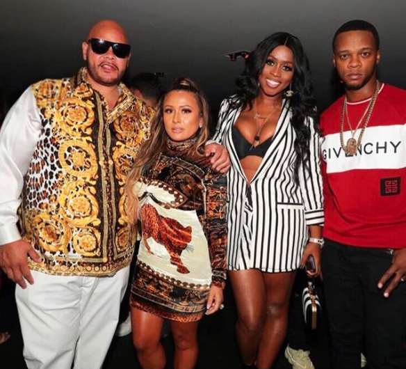 Aww! Remy Ma And Papoose Make Double Date Magic With Fat Joe And His Wife