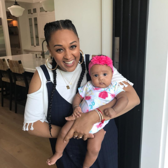 Tia Mowry And Cory Hardrict's Daughter Cairo Is Already One Of The Internet's Fave Babies