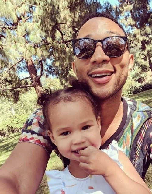 12 Times John Legend Made Fatherhood Look Fantastic
