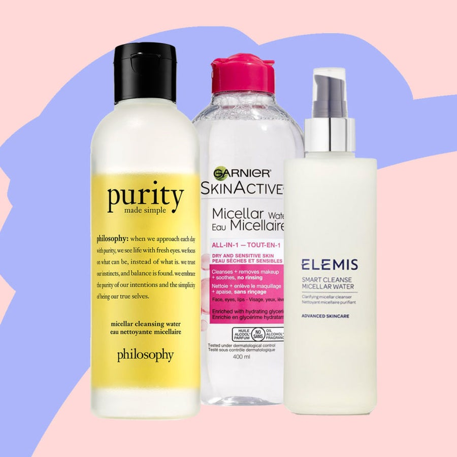Micellar Water Is The Game-Changing Cleanser That Removes Makeup In A Flash