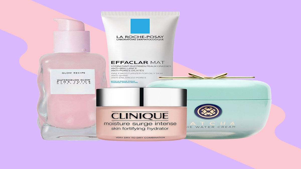 The Oil-Free Moisturizers Women With Acne-Prone Skin Should Start Using ASAP