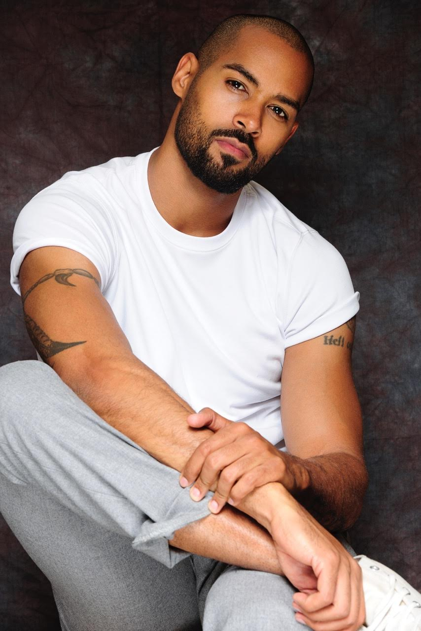 Hunky 'Days Of Our Lives' Star Lamon Archey On Maintaining His Sex Symbol Status and Becoming A Family Man