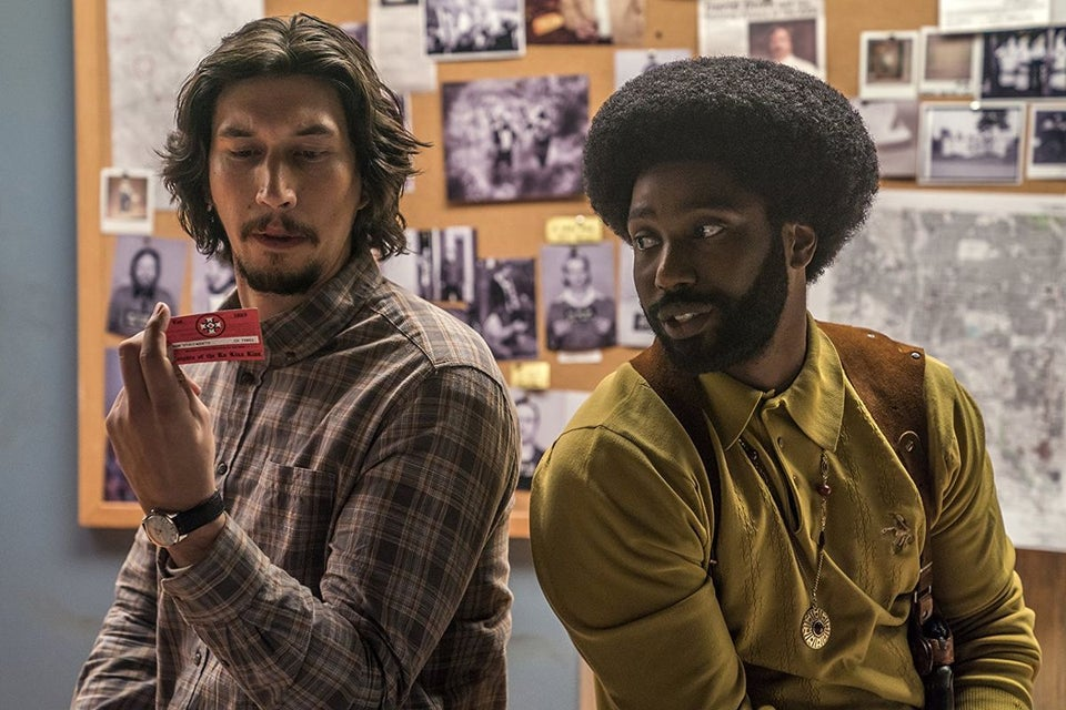 'BlacKkKlansman': A Sobering Reminder That America's Past Is Indicative Of The Present