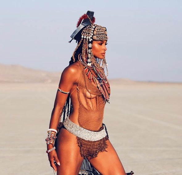 Why African Women Are Loving Ciara's 'Freak Me' Video