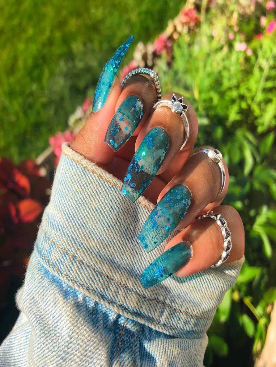 13 Must-Try Jelly Nail Designs That Will Trump Your Gel Manicure