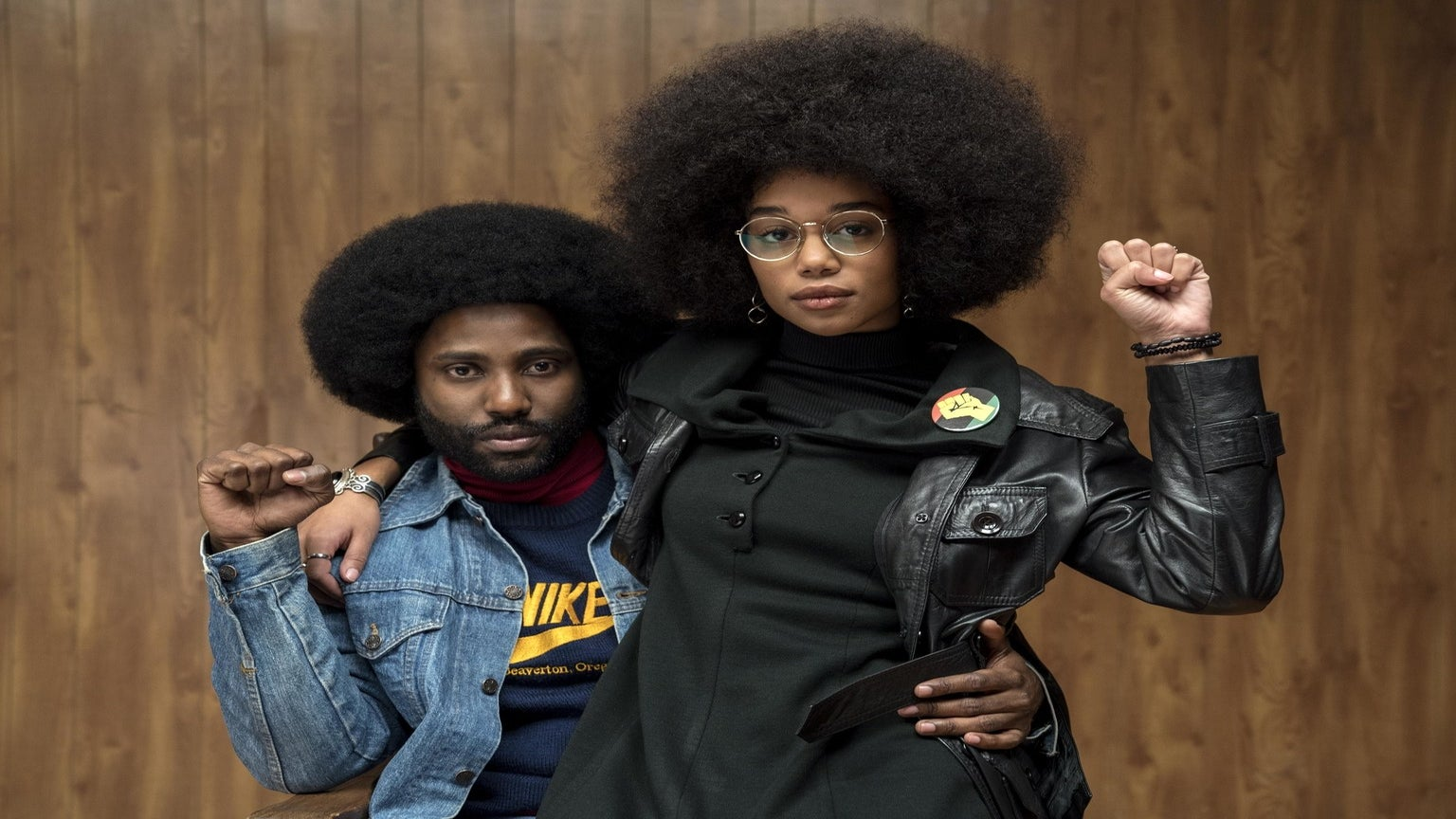 Cast of Spike Lee's 'BlacKkKlansman' Shares How KKK 'Put A Different Face On Racism'