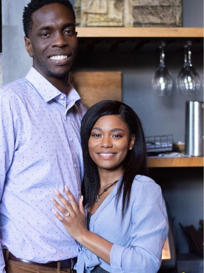 'Married at First Sight' Couple Brandi Broughton And Quinton Strother Are Officially Engaged!
