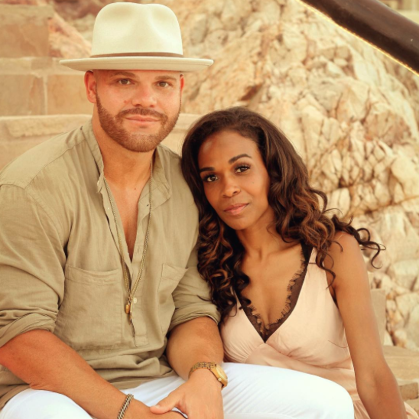 Michelle Williams' Fiancé Chad Williams Is Supporting Her As She Battles With Depression: 'Here's To All Of Me For All Of You'
