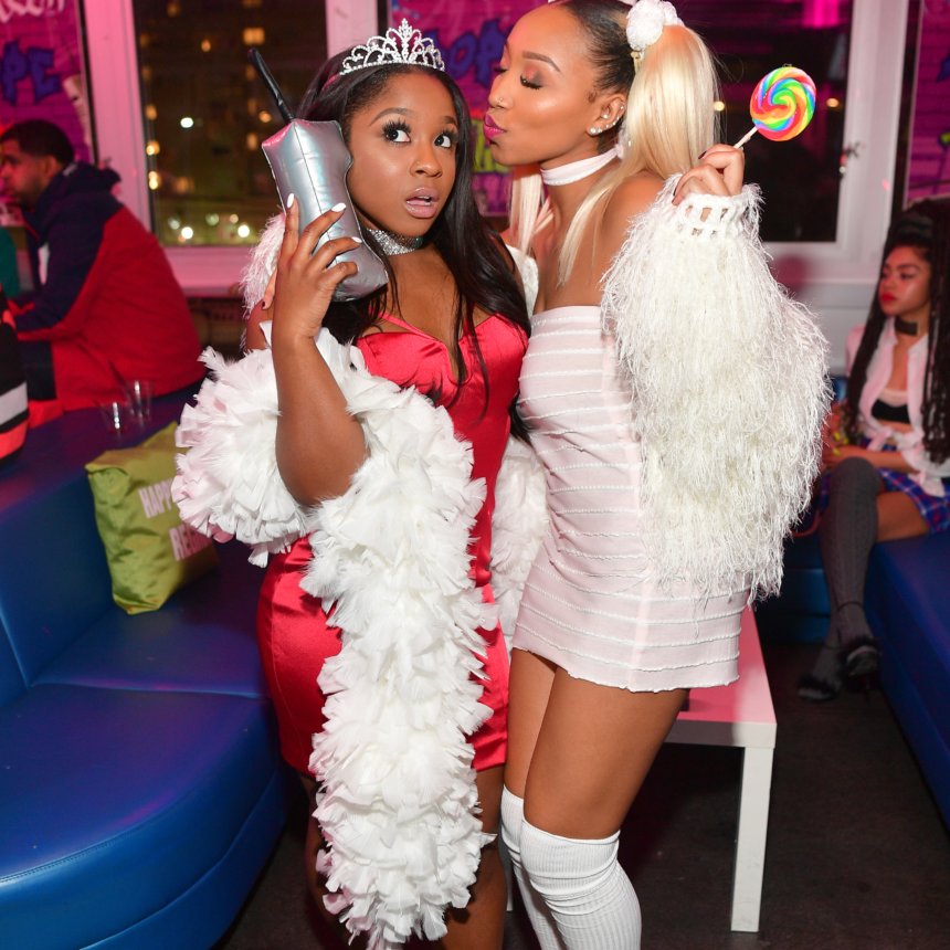 Tiny and Toya Wright's Daughters Zonnique and Reginae Are All Grown Up and Still Besties