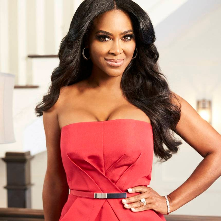 Kenya Moore Is Happy To Have Her Husband Marc Daly By Her Side During Pregnancy